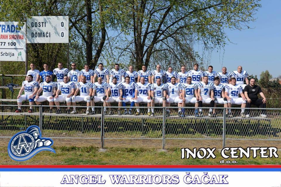 Cacak Angel Warriors