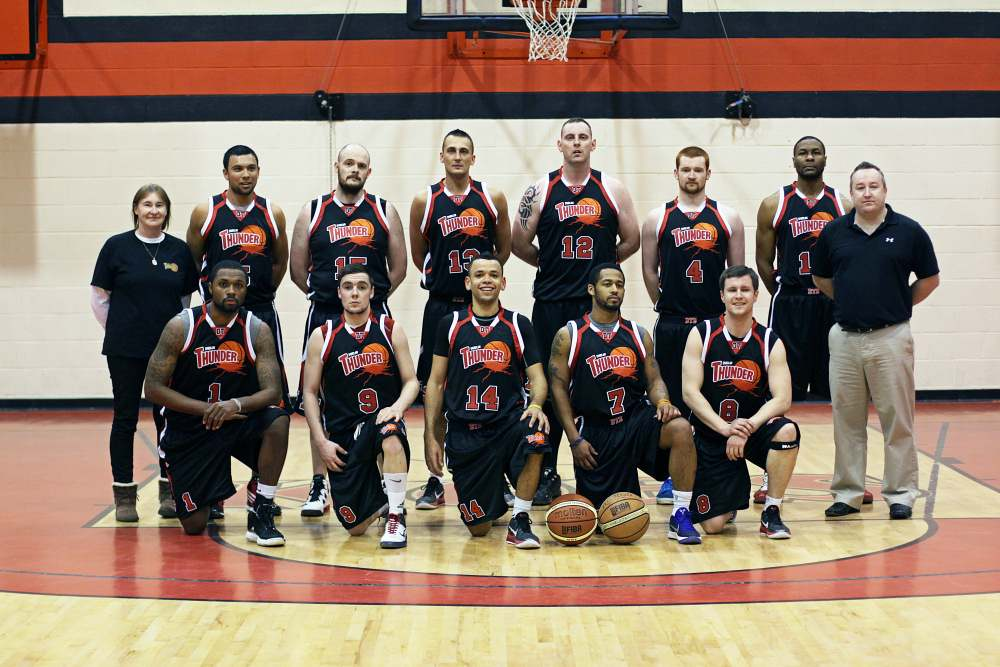 Team: Swords Thunder (Ireland)
