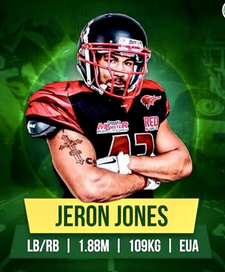 Jeron Jones