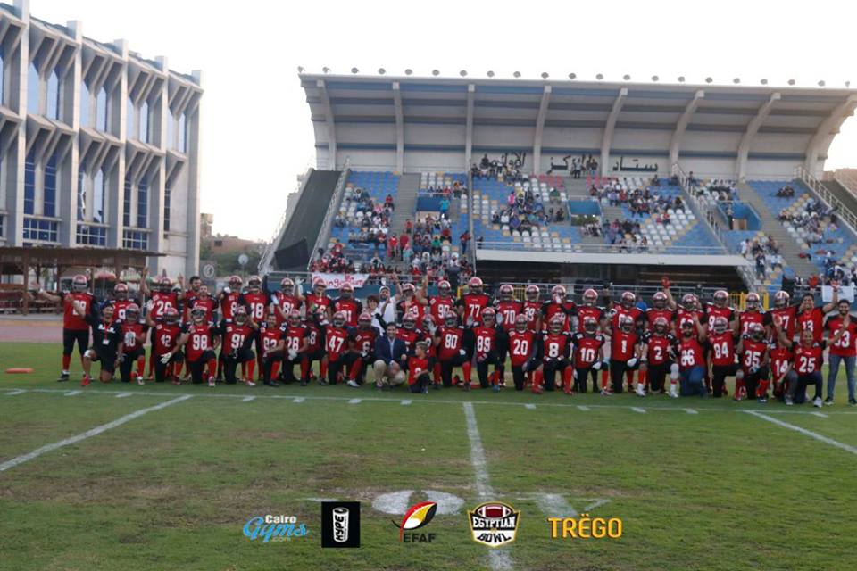 Team: Cairo Hellhounds (Egypt)