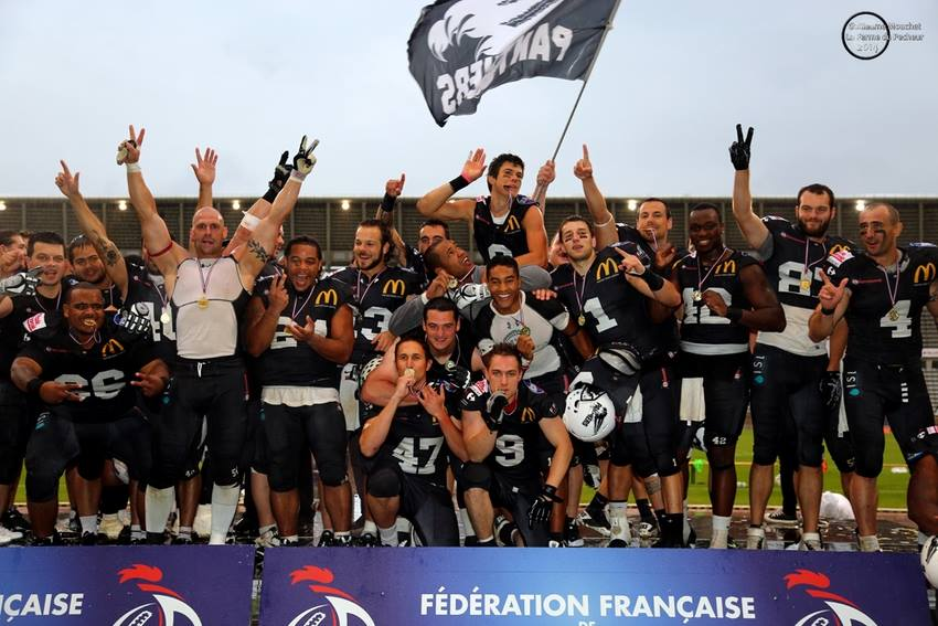 Thonon Black Panthers